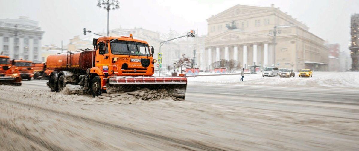 «Теплые дороги» для борьбы со снегом и льдом