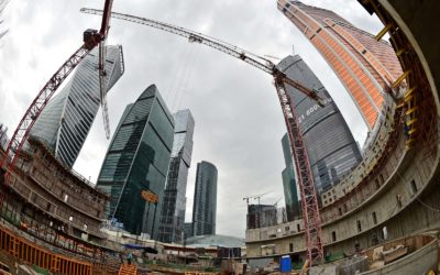 Мосгосстройнадзор проверил качество бетонных конструкций на стройках Москвы