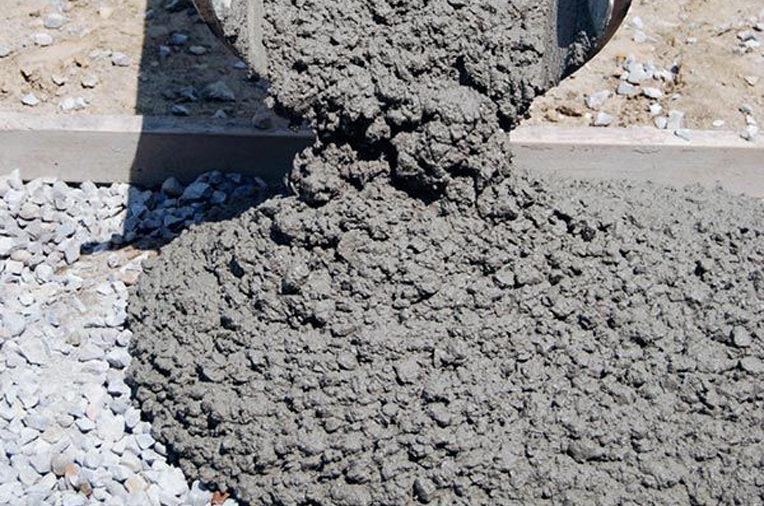 Бетон слегка подешевел вслед за цементом и щебнем