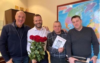 С днем рождения, Дмитрий Евгеньевич!