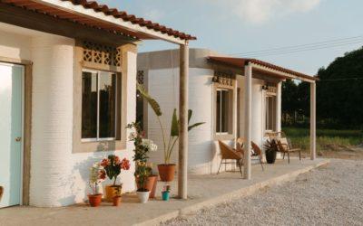В Мексике построены первые в мире дома с использованием 3D-печати