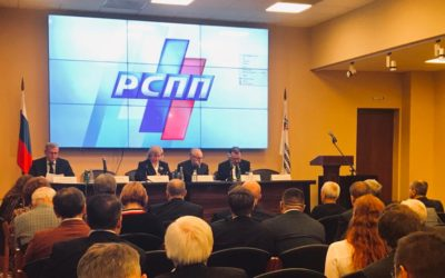 Союз производителей бетона принял участие в обсуждении вопросов борьбы с контрафактом