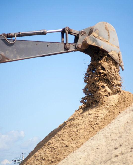 Миру грозит дефицит песка для строительства