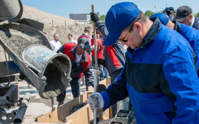 «Сибирский бетон» получил заключения независимого эксперта о качестве бетона, приобретенного в ходе контрольной закупки с участием журналистов