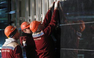 Новые станции московского метро впервые оборудовали панелями из инновационного материала