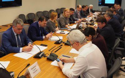Состоялось заседание Рабочей группы при Общественном совете ФСА