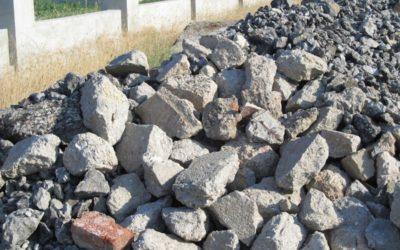Древесные отходы улучшают прочность переработанного бетона