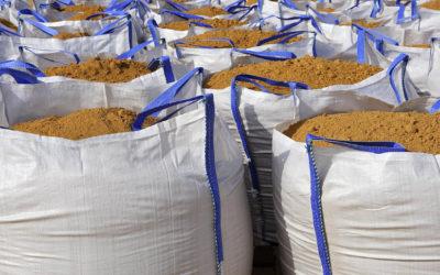 «Группа ЛСР» открыла продажу фасованных нерудных строительных материалов