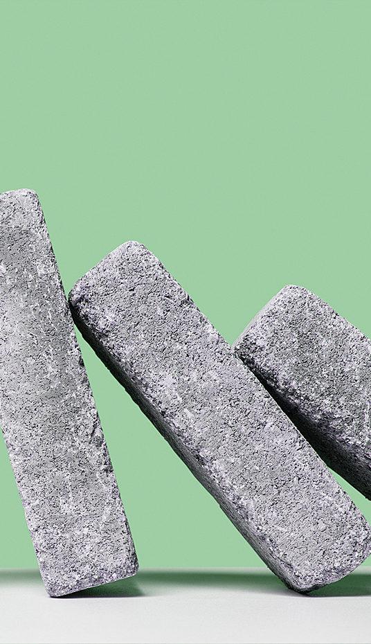 Тяжелый взгляд на бетон