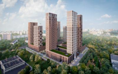 В России существенно вырос объем ввода жилья