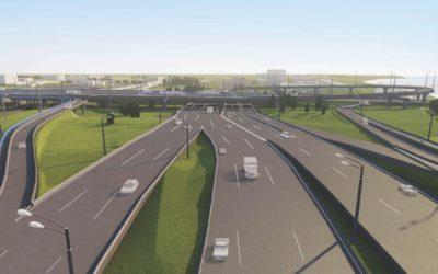 Более 30 транспортных сооружений строится на дорогах столицы, сообщил руководитель Департамента строительства Москвы Рафик Загрутдинов