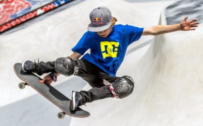 Фабрика «Мажино» построила первый в России мобильный скейт-парк из сборного железобетона.
