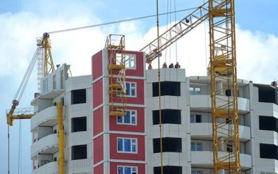 Коронавирус не остановил российских строителей