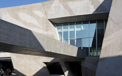 Королевство бетона: 10 знаковых зданий китайского брутализма – фото