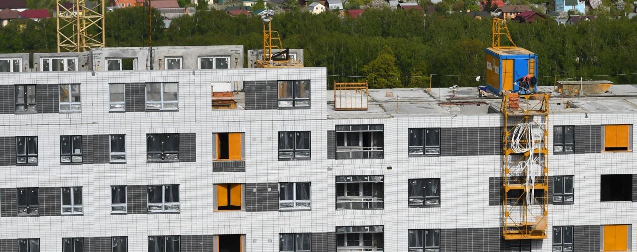 Названы регионы, где активнее всего строили жилье в 2019 году
