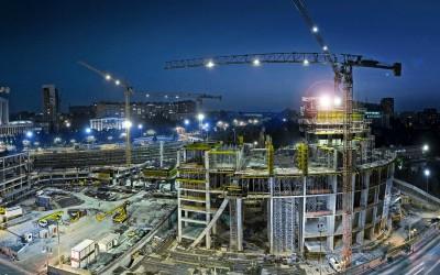 Организация работы строительных и промышленных предприятий с 12 мая