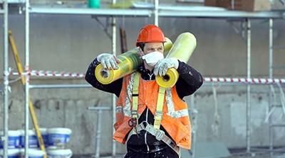 Работы по возведению несущих конструкций некоторых зданий возобновят в Москве с 6 мая