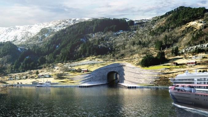 Stad Ship Tunnel: первый в мире морской тоннель