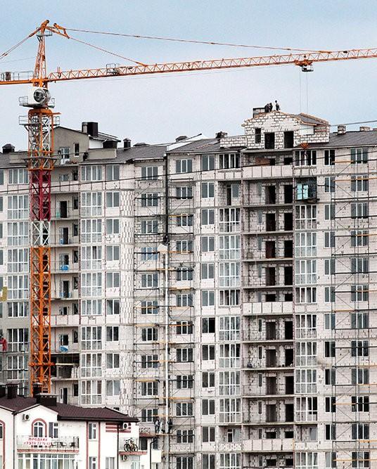 ТОП по вводу жилья в 2020 году