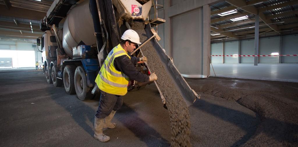 Био добавка к бетону поможет выдержать заморозки