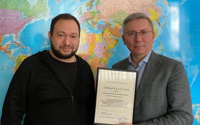 Союз подписал соглашение о сотрудничестве с НИЛ «Стройматериалы»