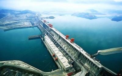 ГЭС «Три ущелья» – самое тяжелое сооружение планеты