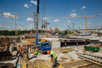 Новые технологии используются в строительной отрасли Казахстана Источник: www.kt.kz
