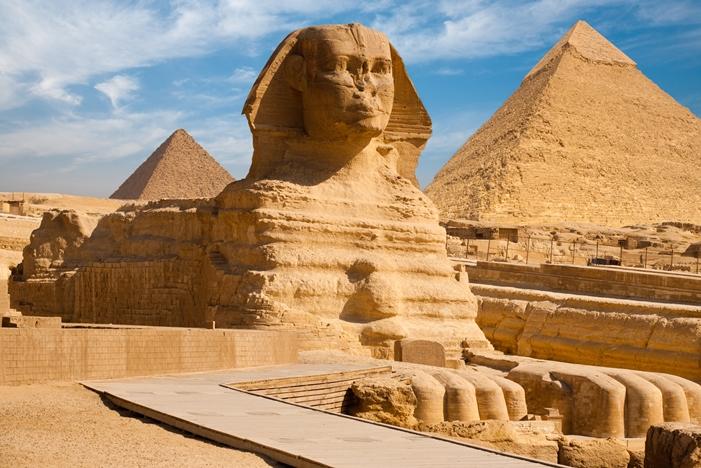 Омский учёный раскрыл секрет строителей пирамид