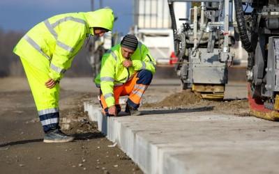 В Калининградской области используют технологичный бетон