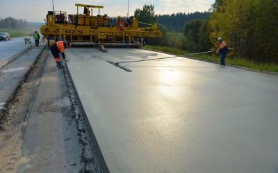 Бетонные покрытия: дорожные и аэродромные
