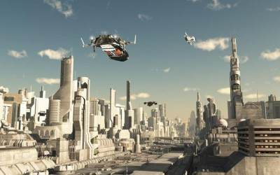 Дроны и самозаливающийся бетон: как будет выглядеть стройплощадка будущего