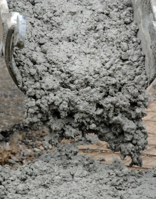 Цена бетона вслед за цементом и щебнем пошла вверх