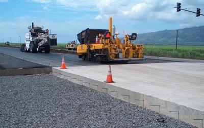 Цементобетонные дороги: на один минус приходится сразу несколько плюсов