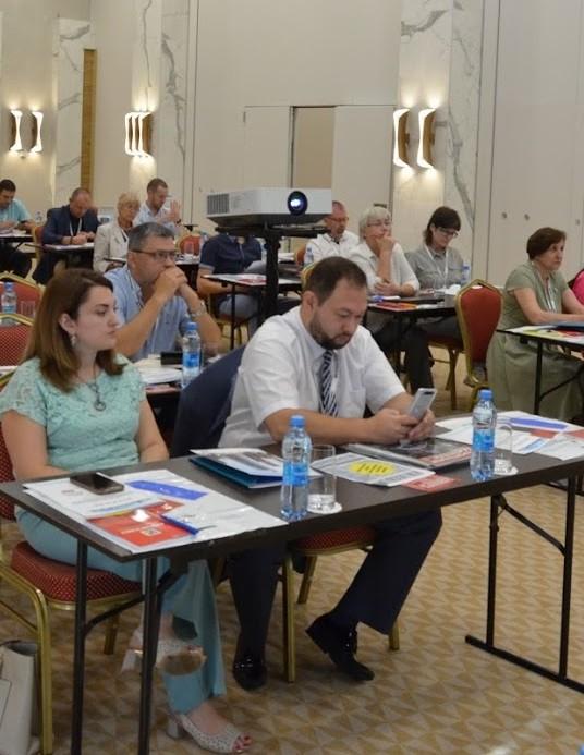 Итоги конференции RUCEM.RU в Геленджике