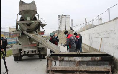«Сибирский бетон» вносит вклад в противодействие распространению некачественной продукции на бетонном рынке СФО