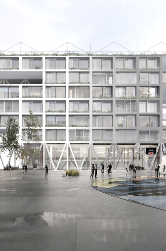 Платформа WOHO на 20% снижает цену строительства зданий