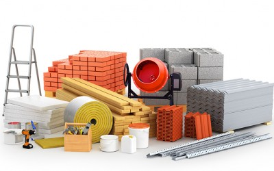 Рост цен на стройматериалы в РФ за год составил 6,2%