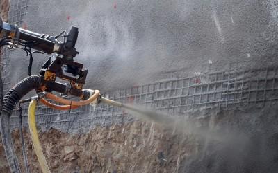 Экологичные конструкции из торкретбетона для туннелей с увеличенным сроком службы