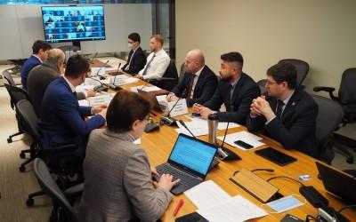 Состоялось очередное заседание Общественного совета при Росаккредитации