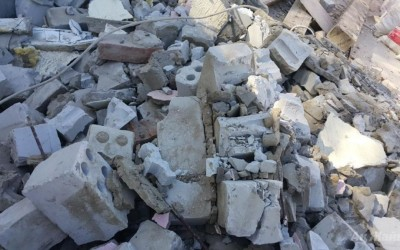 Строительный мусор будут вывозить только по талонам