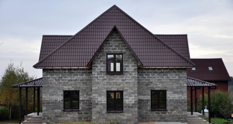 Укрепленное дерево или дышащий бетон: что такое арболит