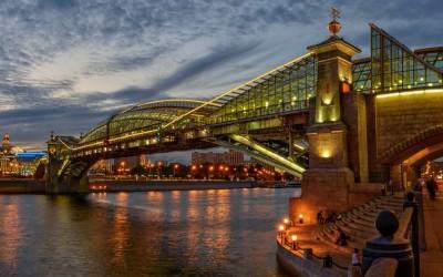 На другом берегу: самые впечатляющие мосты России