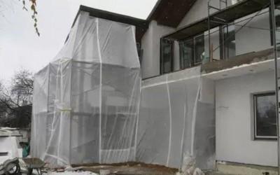 Что такое тепляк и как он поможет зимнему строительству