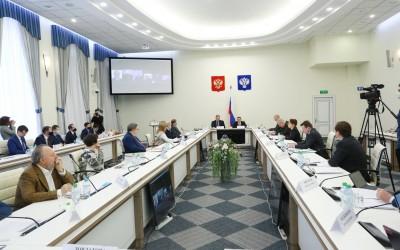 Общественный совет при Минстрое России подвел итоги работы за 2020 год