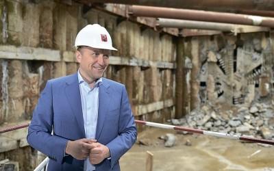 Андрей Бочкарев: «Мы готовы к любым вызовам»