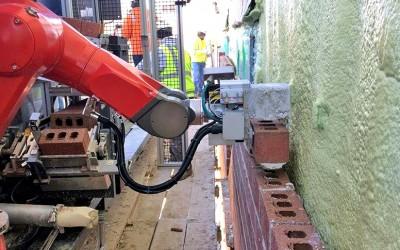 Новые тренды в строительстве: «живой» бетон и дроны-инспекторы