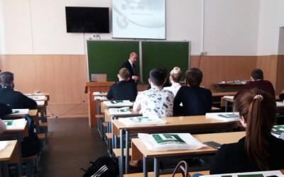 Полипласт провел обучающий семинар для студентов Ивановского ИГХТУ