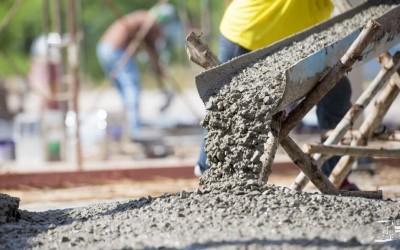 За месяц бетон подорожал больше, чем раньше за год