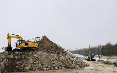 11 площадок сортировки строительных отходов работают в Подмосковье