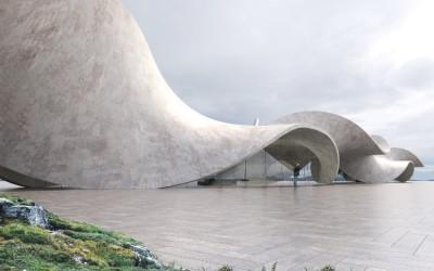 Архитектурный бетон: тренды нового времени